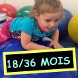 Cours Bébé - Baby Cirque 18/36 mois avec un parent