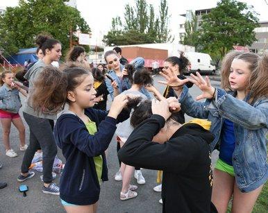 Charte Educative de Flip Flap Circus -  Flip Flap est un lieu pour les jeunes, par les jeunes