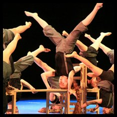 Cours Enfant Perfectionnement au Cirque Flip Flap